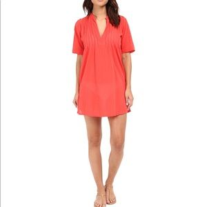 Lauren By Ralph Lauren Cotton Tunic Dress Size XL